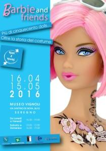 barbie al museo vignoli