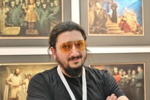 Andrey Kezzyn fotografato al MIA PHOTO FAIR da Christian D'Antonio