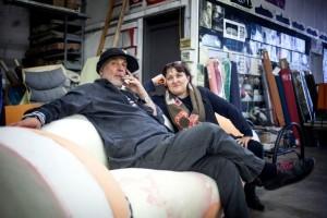 Ron Arad e Patrizia Moroso