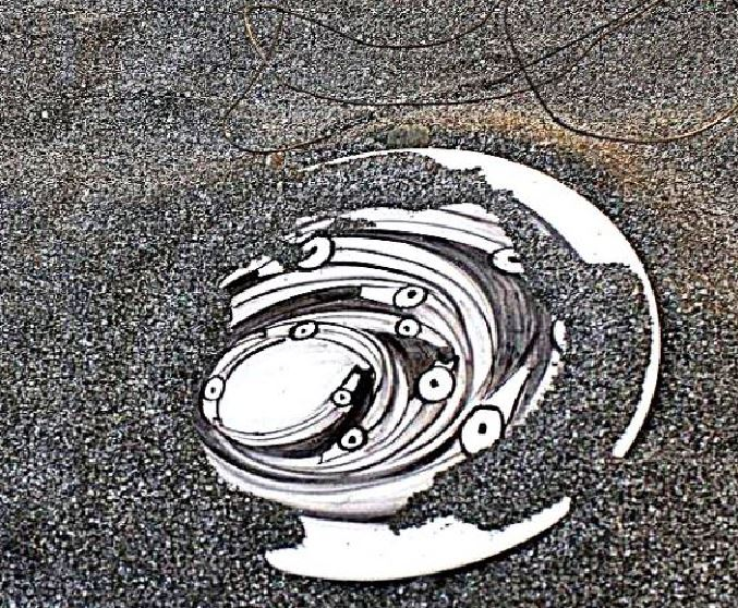 disco gorgo ingorgo alice attònita