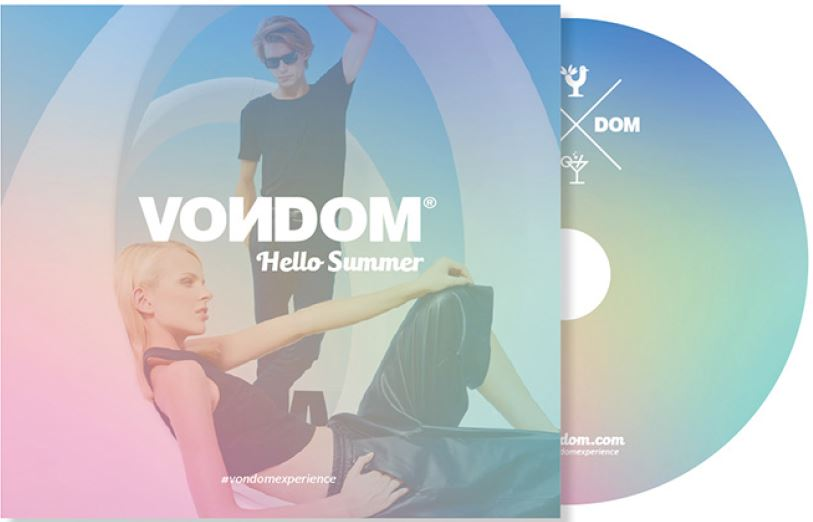 vondom hello summer