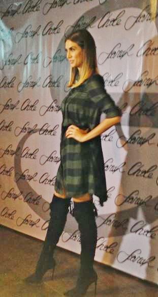 Melissa Satta Sarah Chole