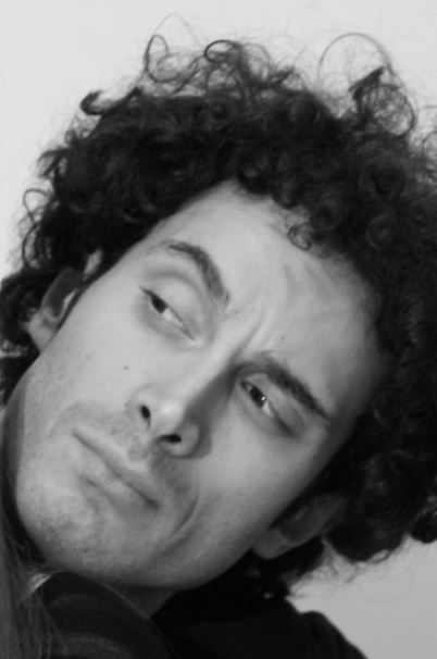 Il regista di Animeland, Francesco Chiatante.