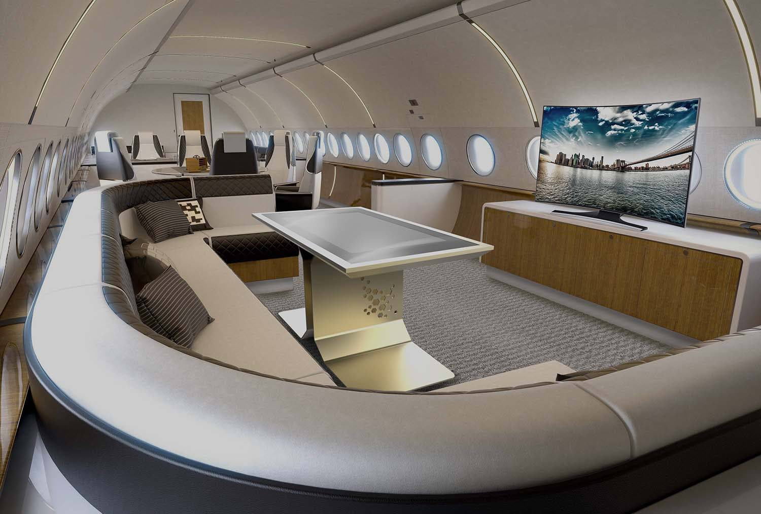 Table-D-Table-Executive-Airplane