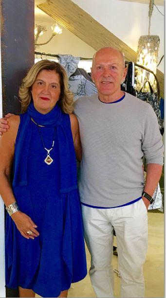 79cd03ac88 Martino Midali e i suoi vestiti parlanti. Lo stilista ha accolto la nostra  Cinzia Alibrandi nel suo showroom milanese. A the Way Magazine: