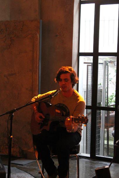 Jack Savoretti a Milano per il lancio di Sleep No More (foto: Christian D'Antonio per The Way Magazine)