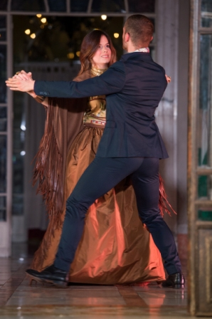 The Way Magazine Isabella Rossini gala