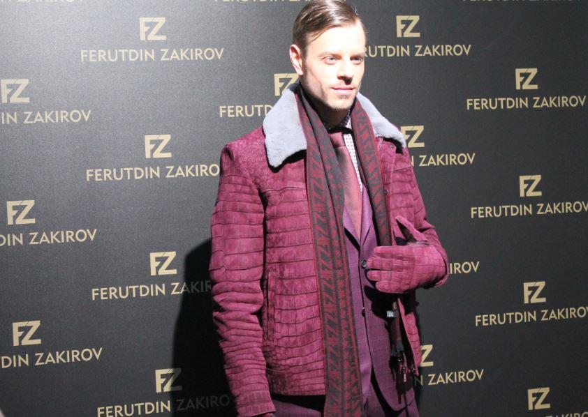 Ferutdin Zakirov The Way Magazine