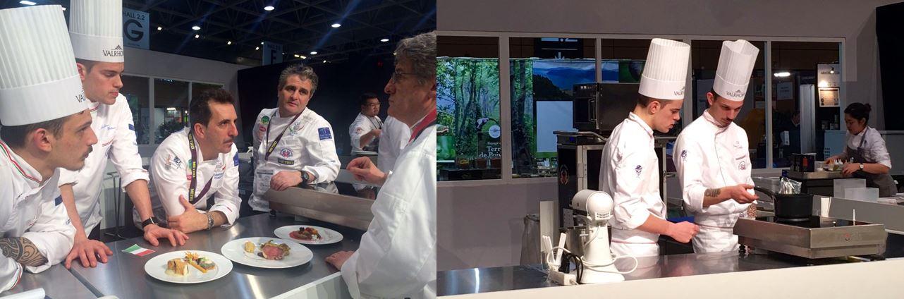 global chef italia the way magazine