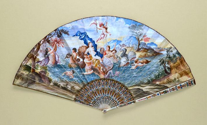 Un ventaglio del 1700.