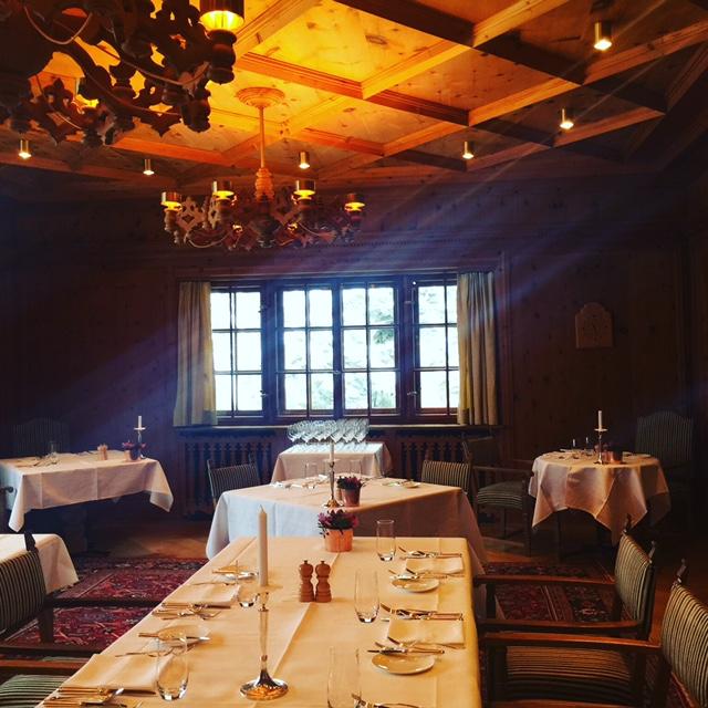 Rick Moonen St. Moritz hotel Waldhaus