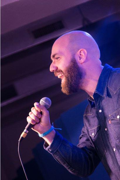 Antonio Palumbo (foto: Stefano Corrada)