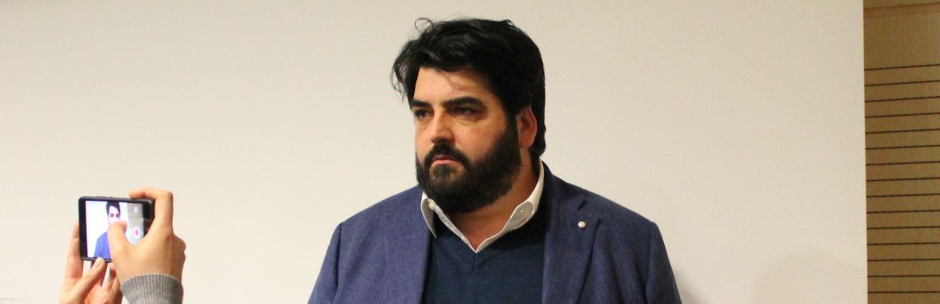 Antonino Cannavacciuolo, chef napoletano. (foto: the Way Magazine)