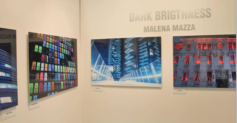 Malena Mazza con il suo progetto fotografico sulla Milano notturna