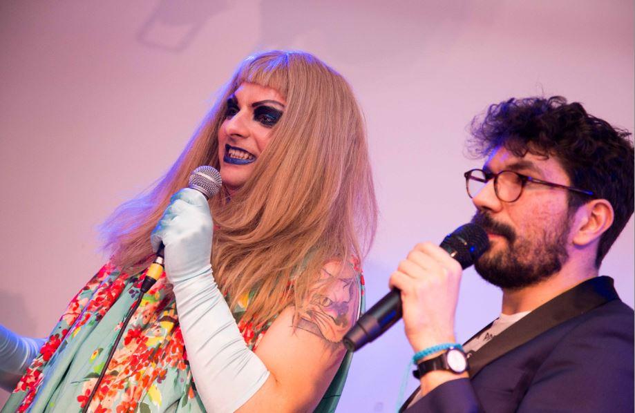 Rovyna Riot e Riccardo Poli (Foto Stefano Corrada)