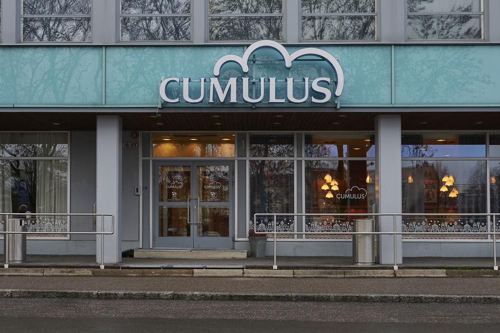 Il Cumulus Hotel a Salo, Sud della Finlandia.