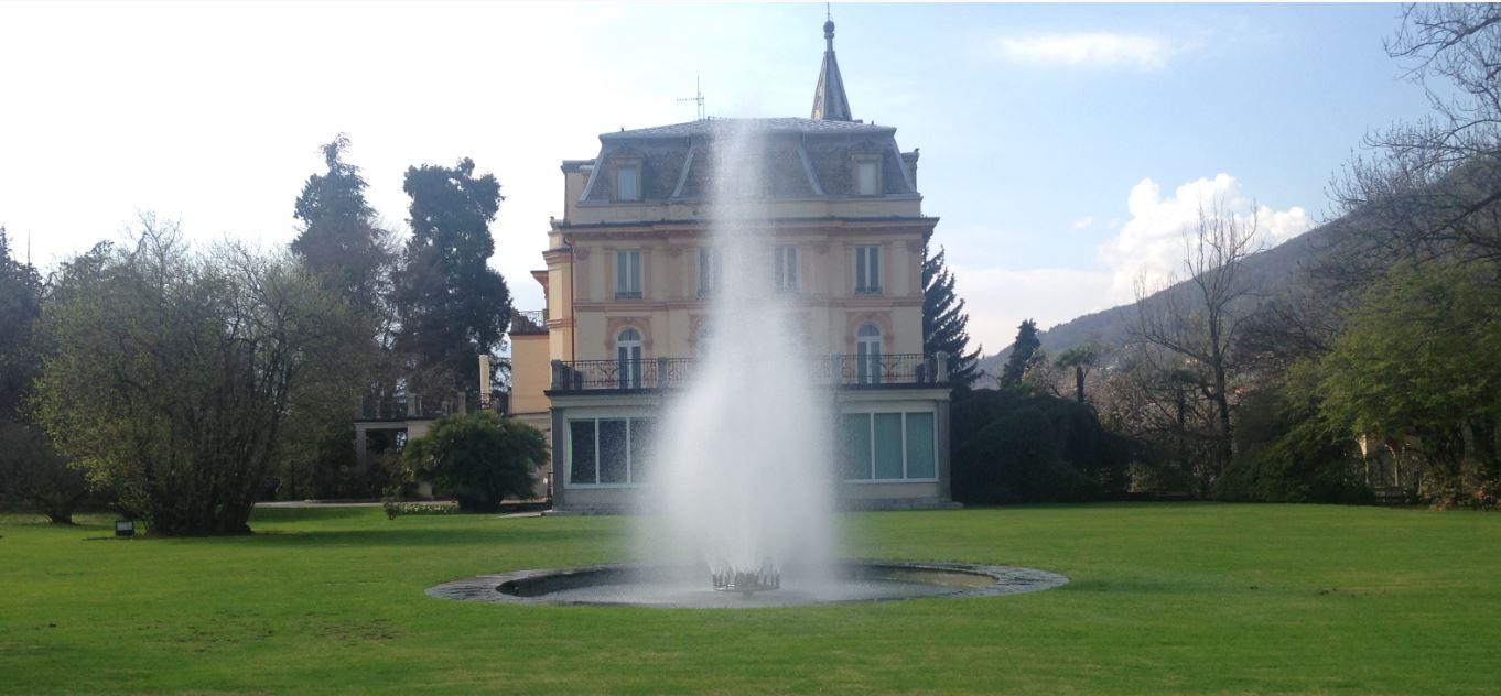 Valora architettonico da ammirare per la sede della prefettura di Verbania.