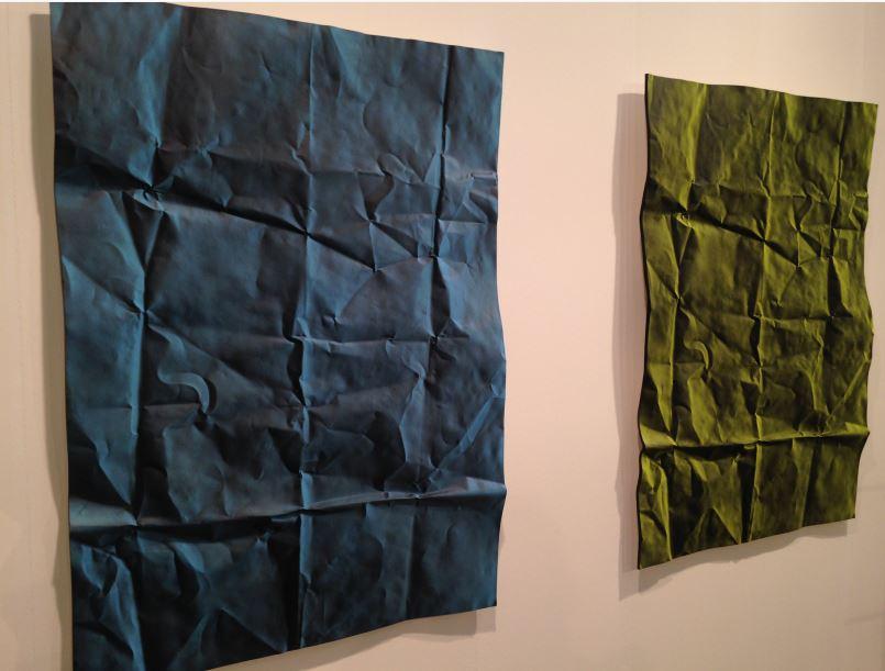 Pennacchio Argentato: un duo di artisti nati negli anni 70 portati a Milano dalla galleria di Napoli Acappella.