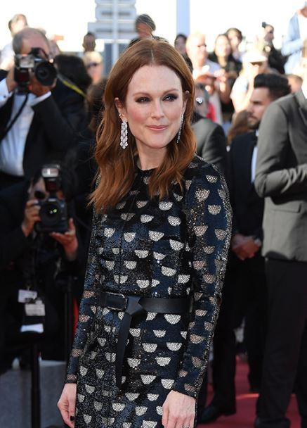 Tina Kunakey, una farfalla sexy a Cannes - lookdavip