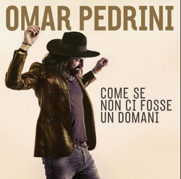 """Il nuovo album di Omar PEdrini contiene 10 tracce e si conclude con la canzone Sorridimi, """"un messaggio di speranza ispirato a mia figlia""""."""