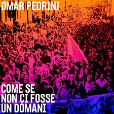 La cover del singolo di Omar Pedrini riprende la foto di una manifestazione di liceali milanesi l'8 marzo scorso.