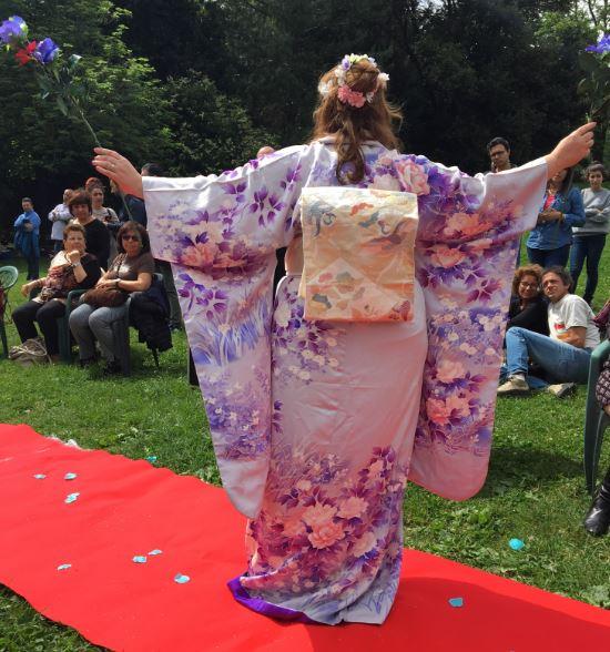 sfilata kimono genova 1