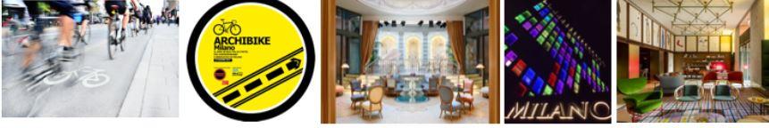 ArchiBike, tour tra gli hotel e il design dell'accoglienza in città.