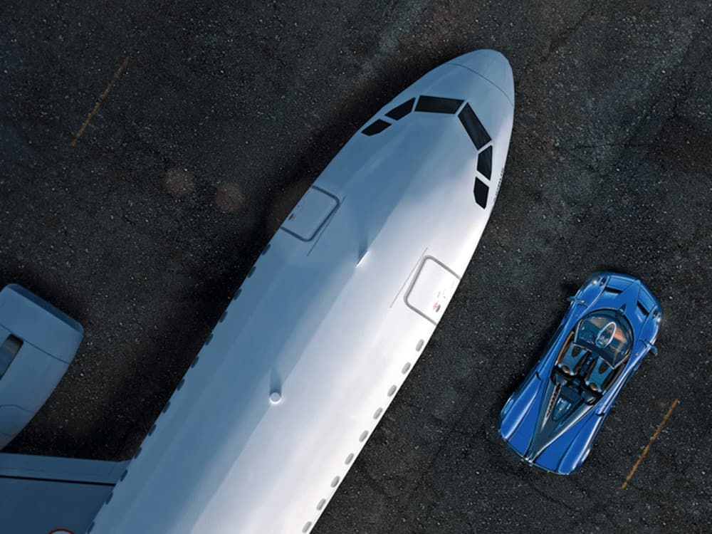 Pagani e Airbus
