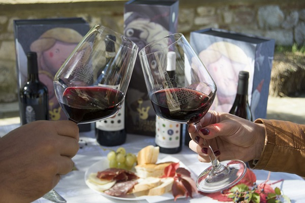 La Fornace, piccolo borgo sense che ospita la location splendida dove si gusta il saper vivere italiano.