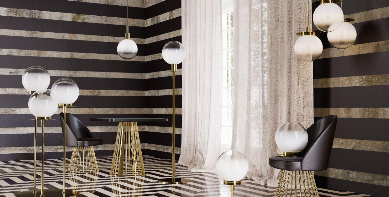 Gio Pagani fa il suo ingresso nel mondo del light design.