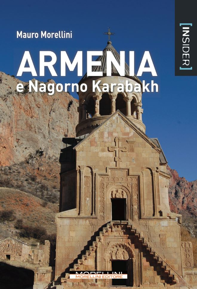 La nuova guida dell'Armenia edita da Morellini Editore.