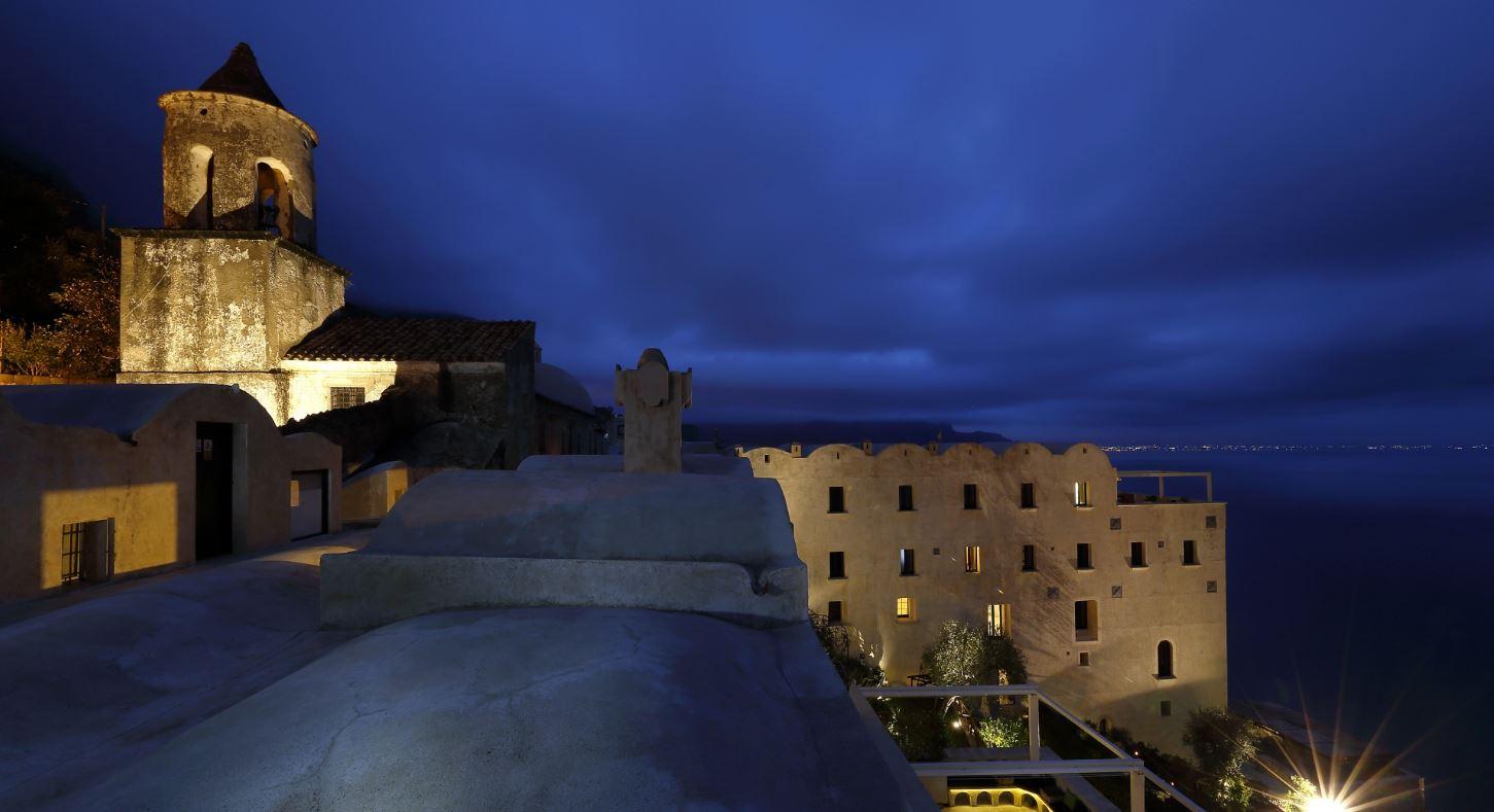 Il Monastero Santa Rosa è aperto fino a ottobre.