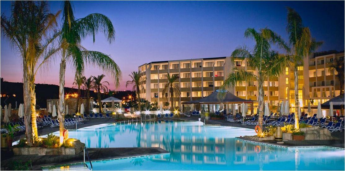 Il Seabank di Malta, uno dei resort più esclusivi.