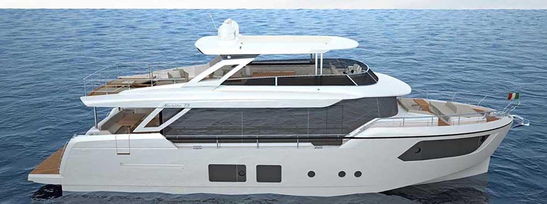 Absolute Yacht Navetta 73