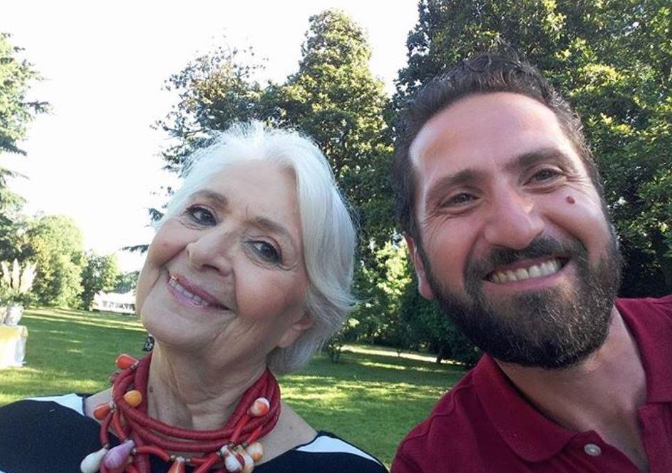 Bartolomeo Giordano e Clelia D'Onofrio, autrice e giornalista conosciuta in tv a Real Time.