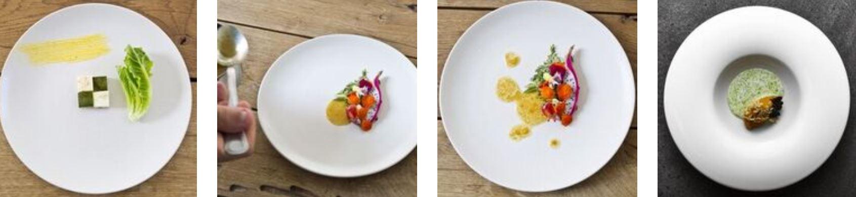 I piatti forti di chef Ambrosino: cucina naturale e stagionalità.