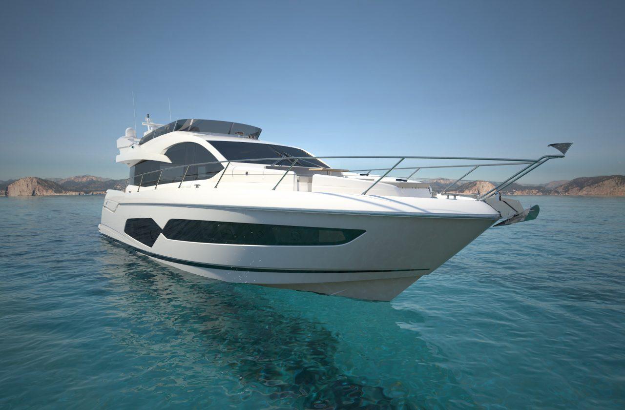 Sunseeker ha anche annunciato il sostegno alla Blue Marine Foundation in difesa degli oceani.