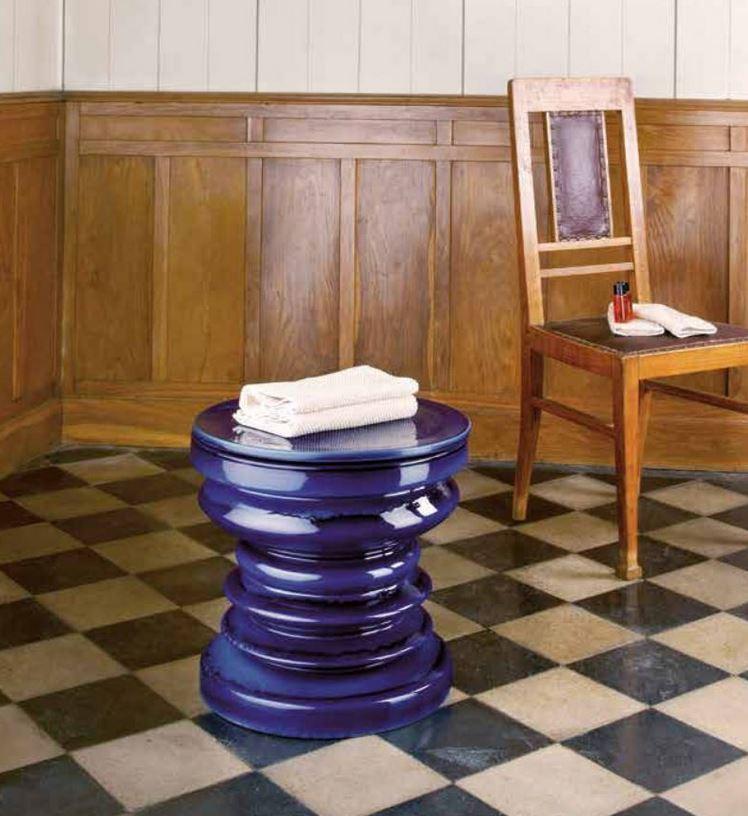 Zig Zag è un sedile di design che si riscalda.