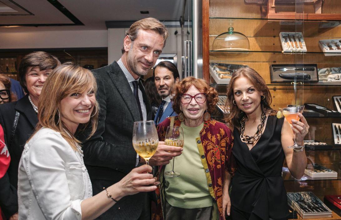 Nonino, Larusmiani e Feltrinell (foto di Daniele Fragale)