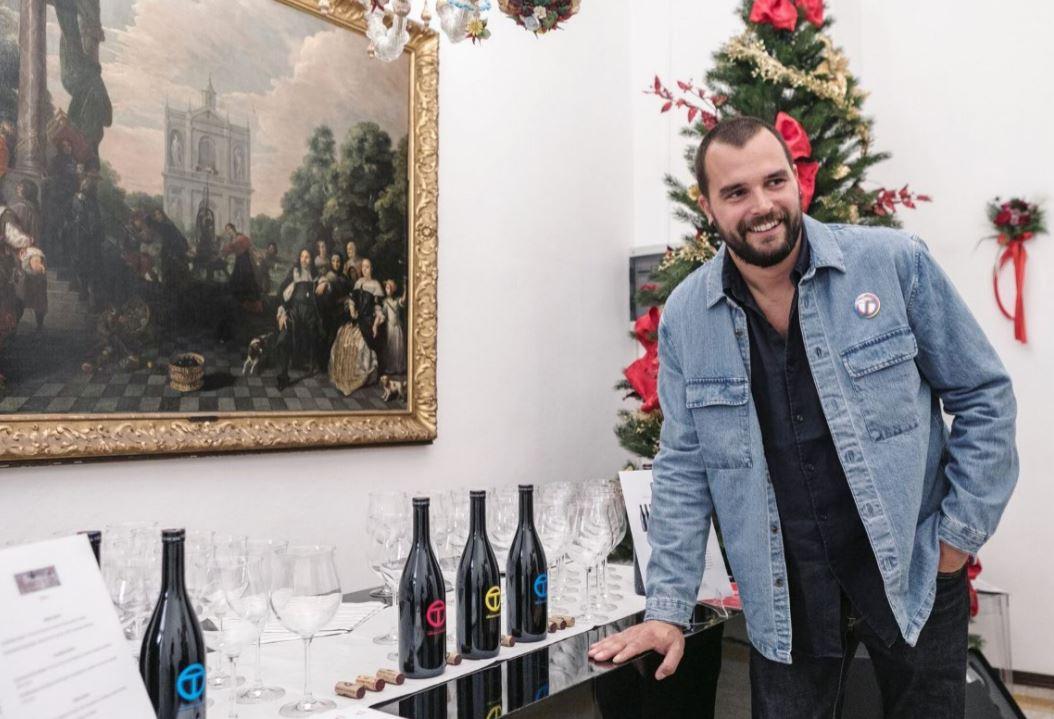 Roco Toscani nella foto di Daniele Fregale.