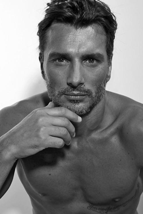 Fabio Marino in un intenso scatto di Marco Marezza.
