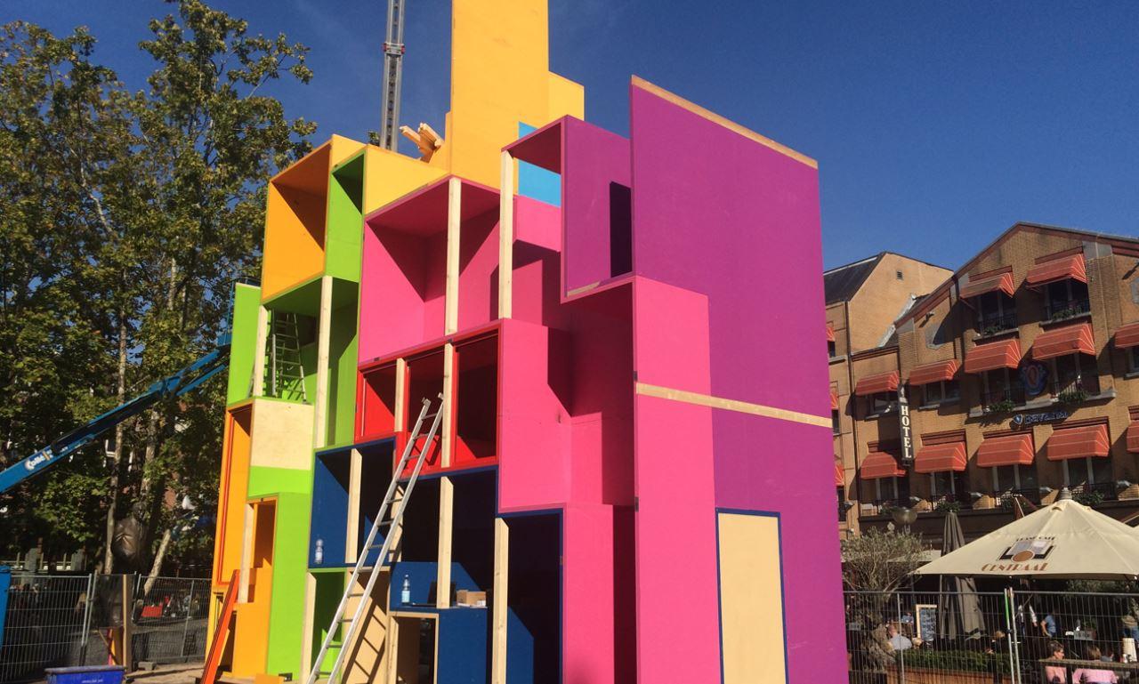 installazione dutch design week