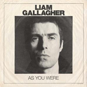Liam Gallagher esce da solo: oggi, anche in vinile.