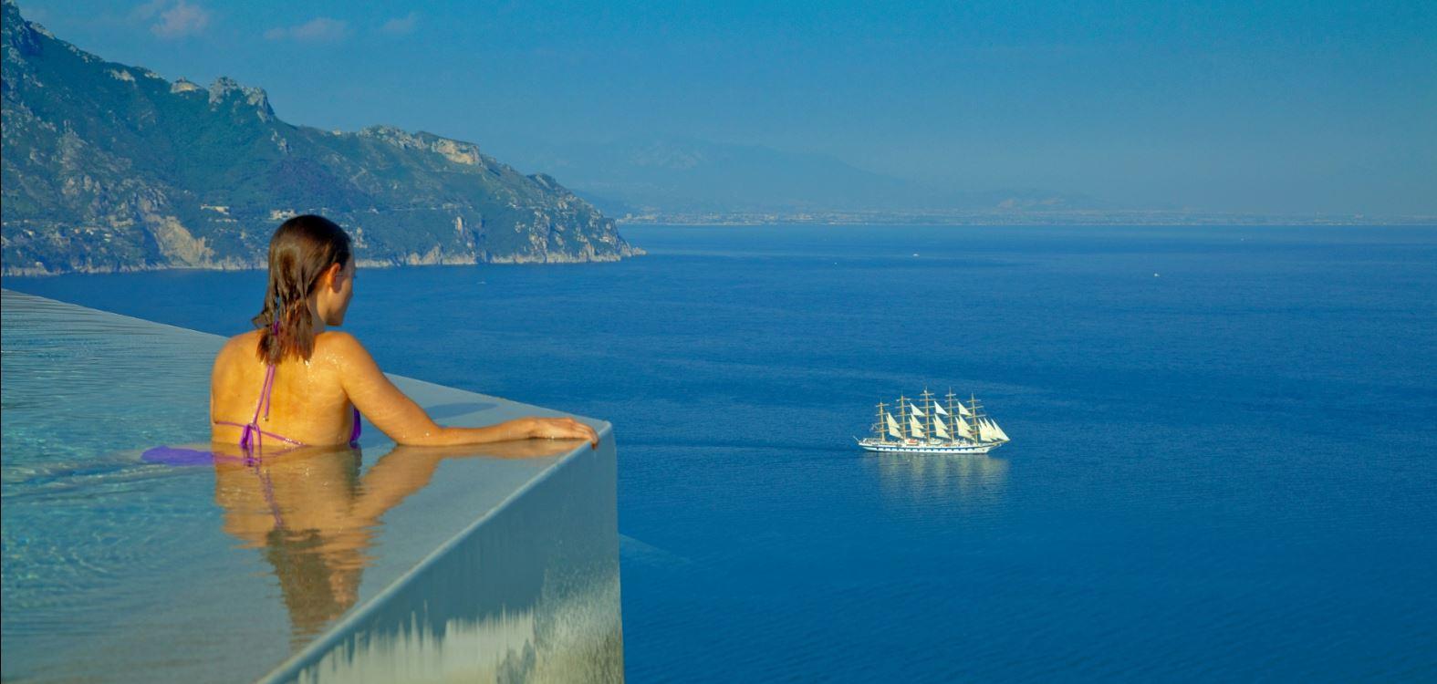 piscina relax lusso