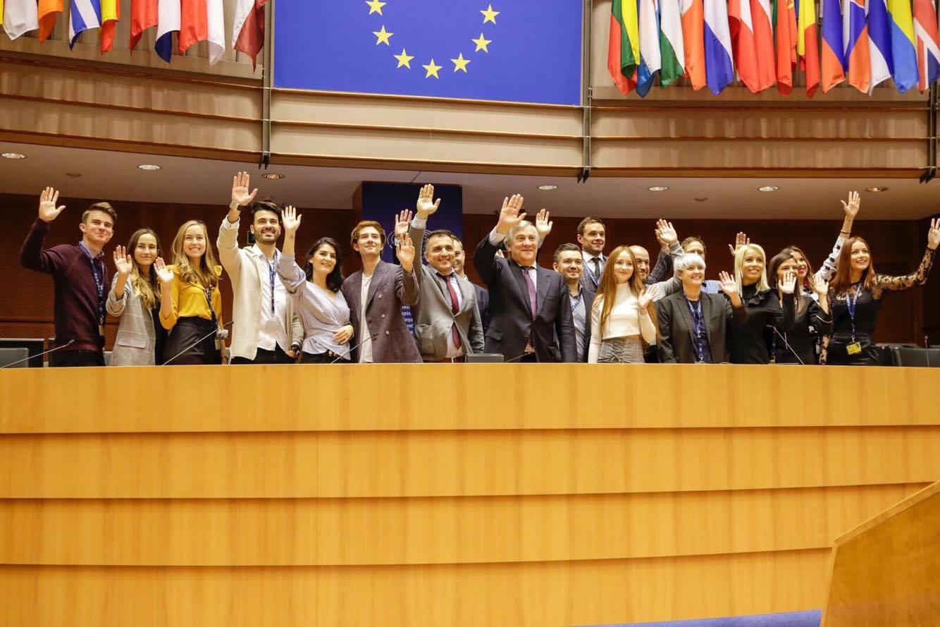parlamento europeo digitalcivics