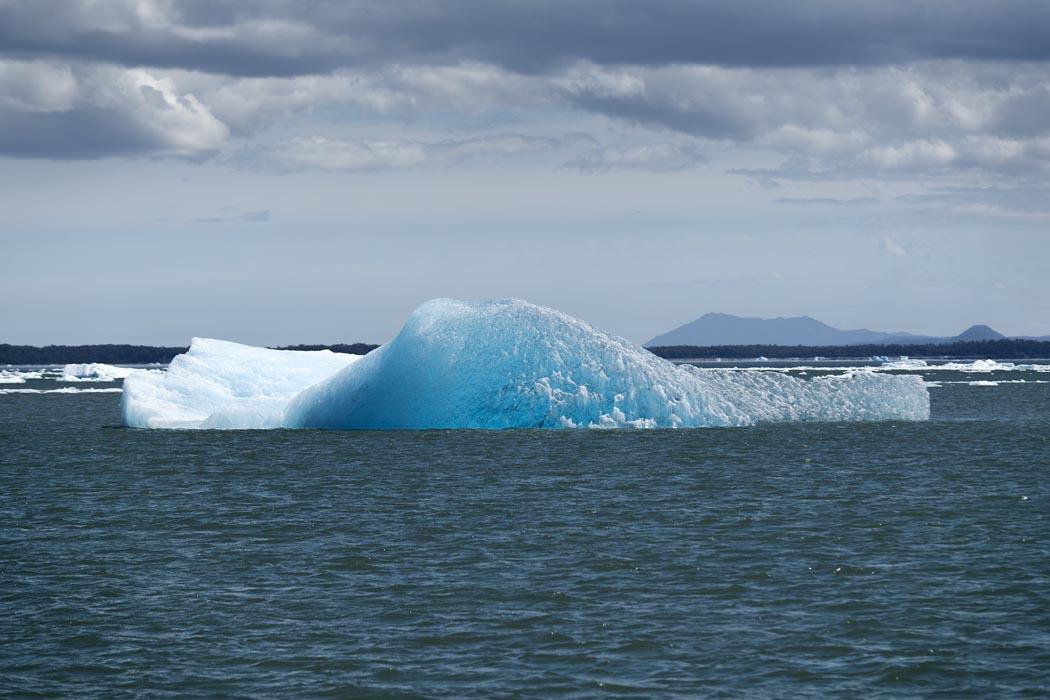 Iceberg in Patagonia - Foto di Niccolò Aiazzi.