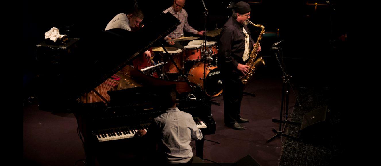 Joe Lovano al BLue Note di Milano per Jazz Mi il 9 novembre 2017 (foto per The Way Magazine di Gianni Foraboschi)