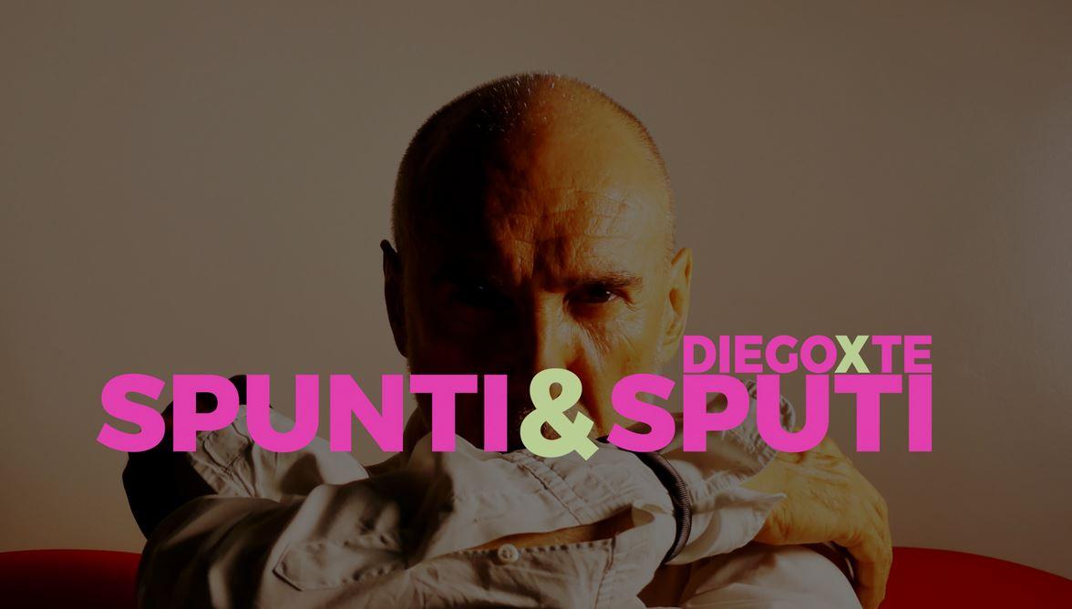 """""""Spunti & Sputi"""" è lo spazio del blog personale di Diego Dalla Palma stesso in cui rende le sue incursioni nell'attualità stimolanti."""