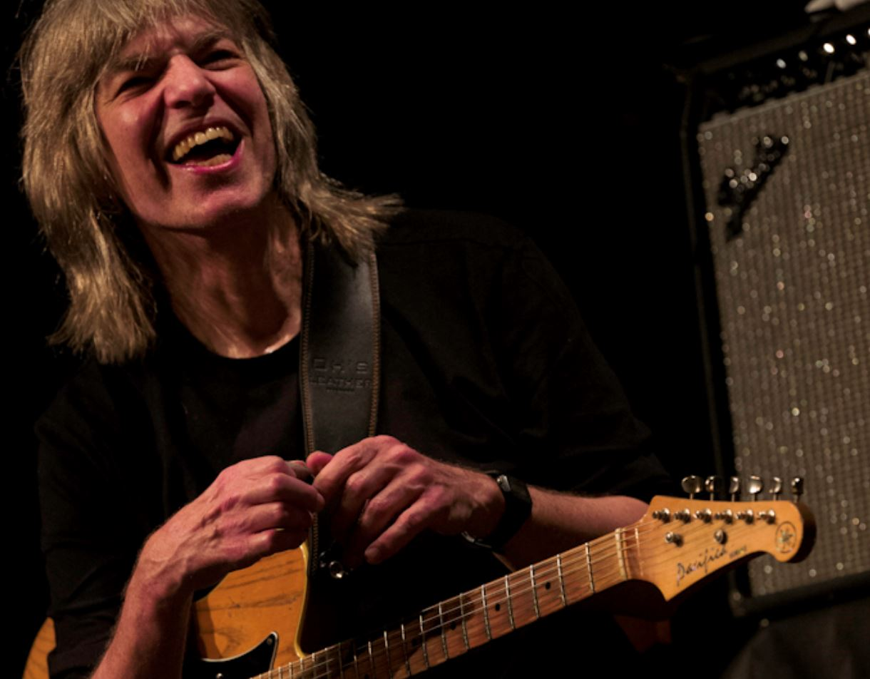 Mike Stern al Blue Note di Milano per Jazz Mi (foto per The Way Magazine di Gianni Foraboschi).
