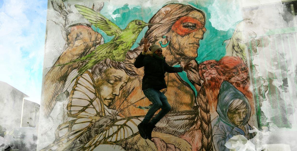 murales gio manzoni